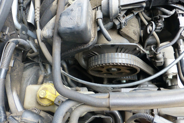 Auto abschleppen in Hamm bei Motorschaden
